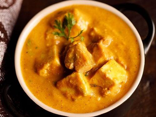 mushroom paneer masala recipe