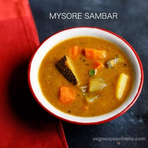 how to make south indian sambar
