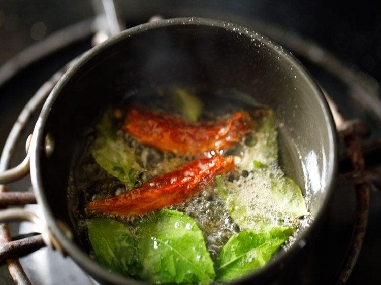 making mysore sambar recipe