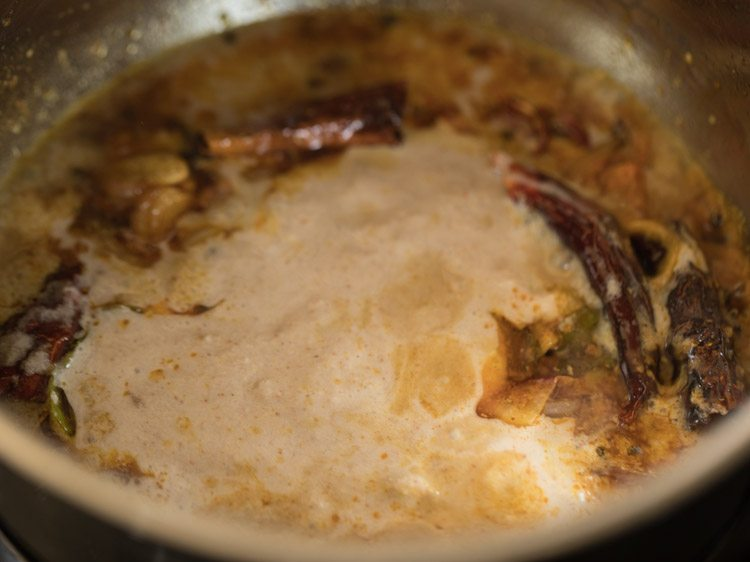 making tapioca masala recipe