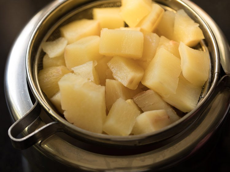 making kappa curry recipe