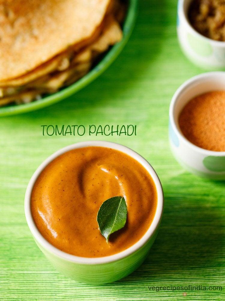 tomato pachadi recipe