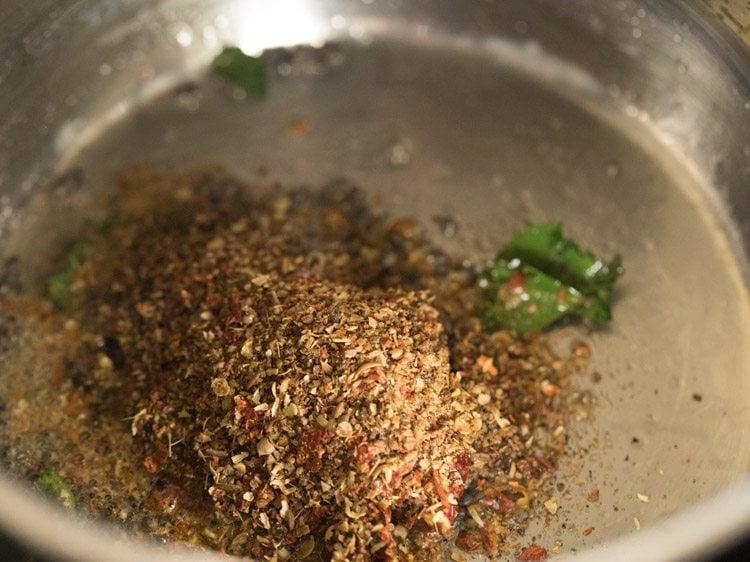 making beetroot rasam recipe
