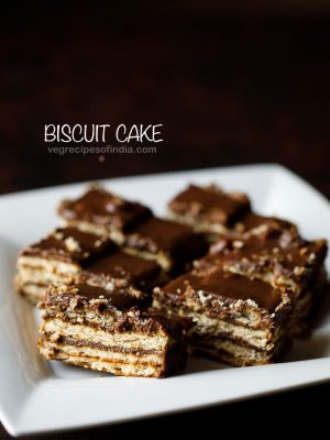 biscuit cake recipe