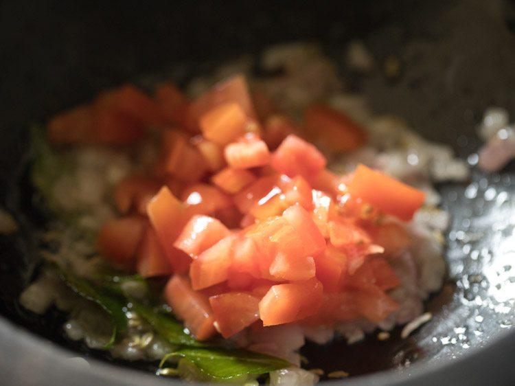 making chettinad cauliflower kurma recipe