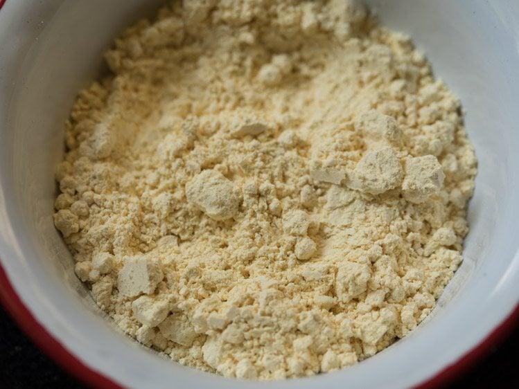 making cheese pakoda recipe