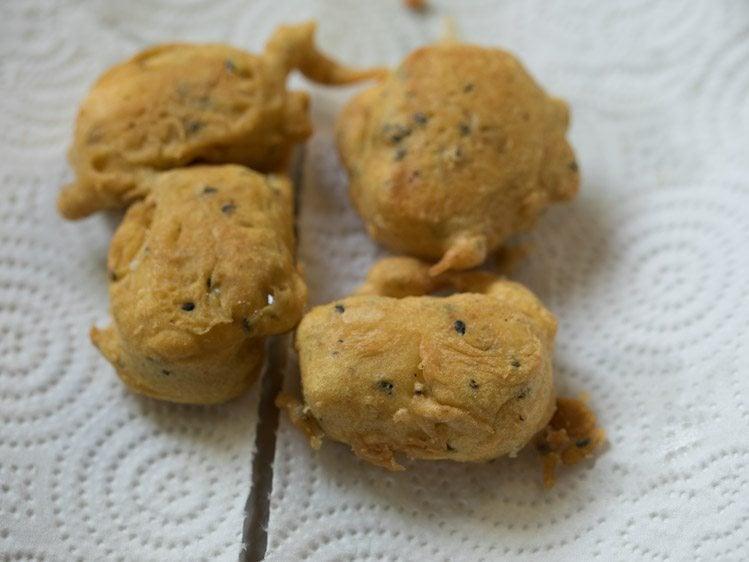 cheese pakora recipe