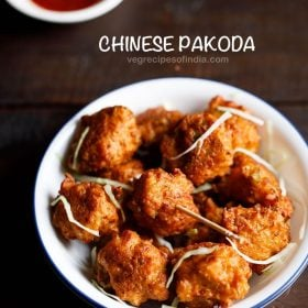 chinese pakoda recipe