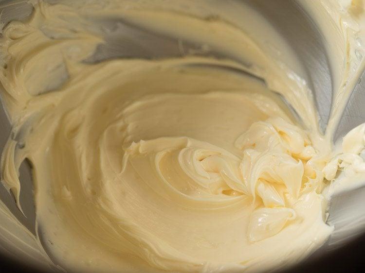 making egg free butter cake recipe