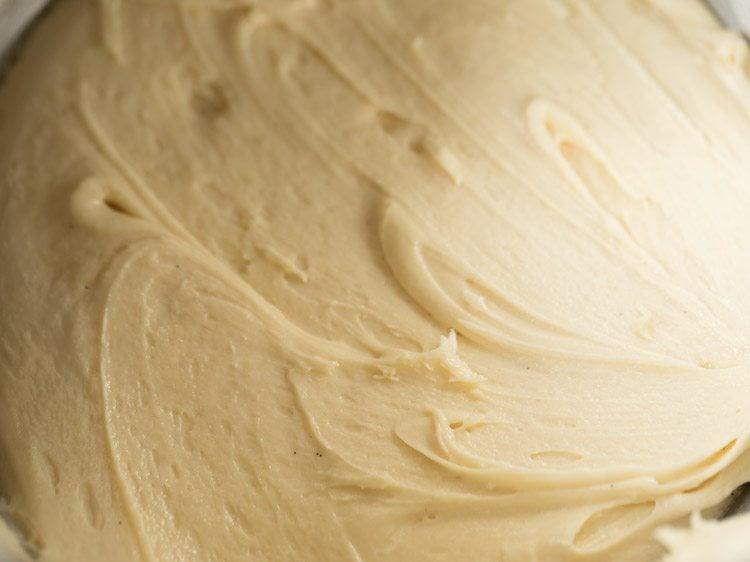 making butter cake recipe