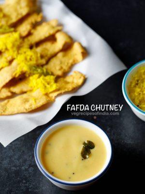 fafda chutney recipe