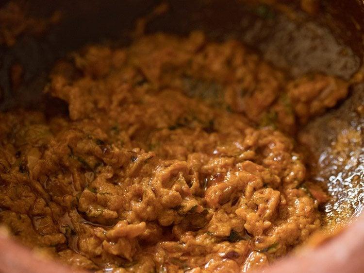making handi paneer recipe
