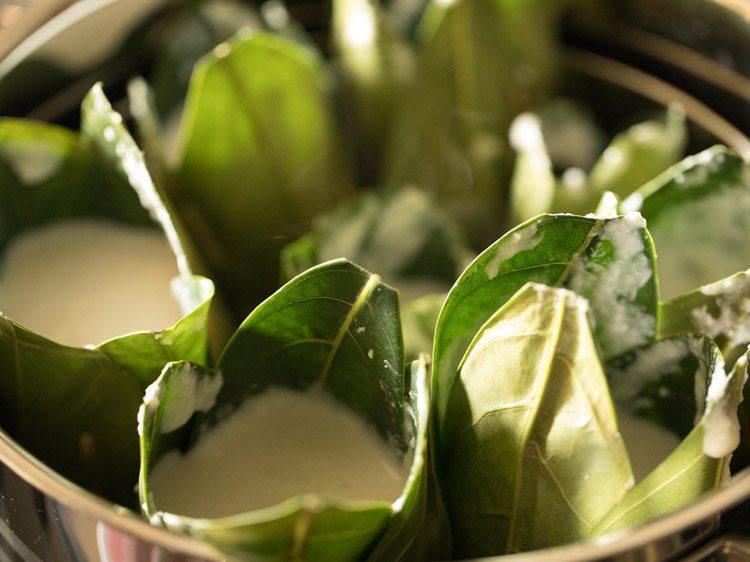 making kotte kadubu recipe