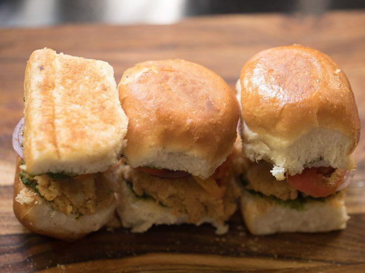 mumbai style pav sandwich recipe
