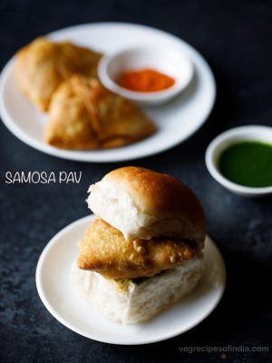 samosa pav recipe