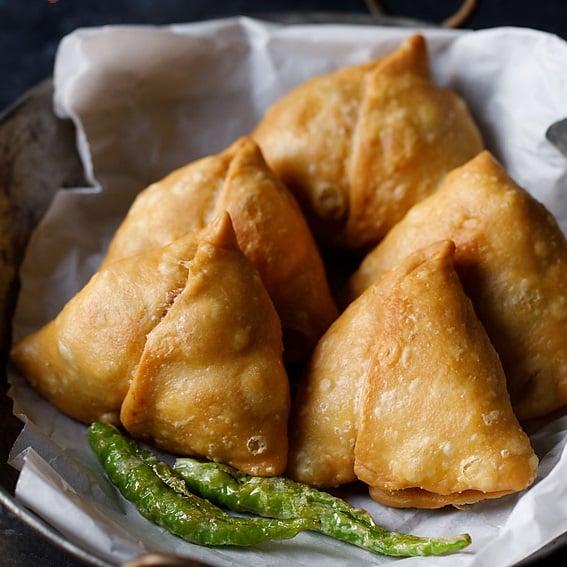 singara recipe, aloo phulkopir singara recipe, bengali samosa recipe