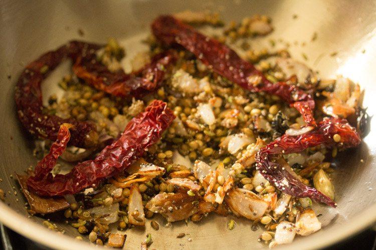 making veg shakuti recipe