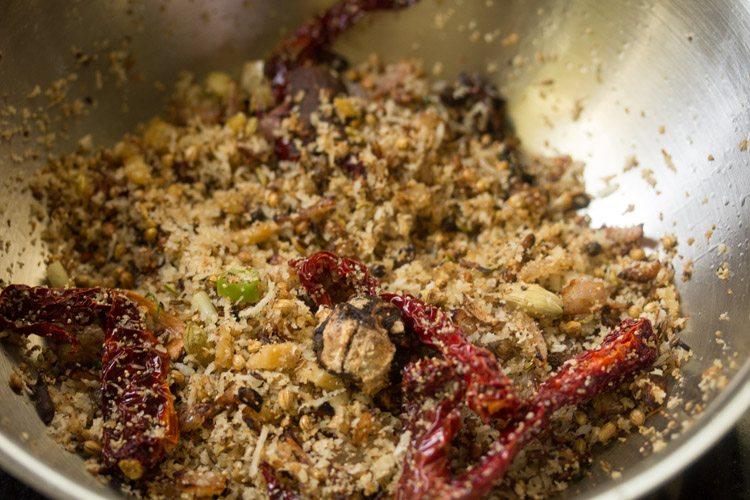 making goan veg shakuti recipe