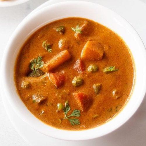 xacuti recipe, veg xacuti recipe, goan veg shakuti curry recipe