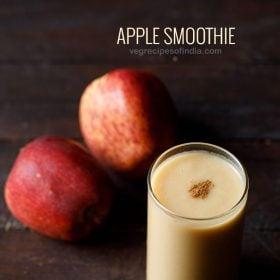 apple smoothie recipe