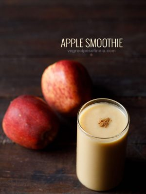apple smoothie recipe