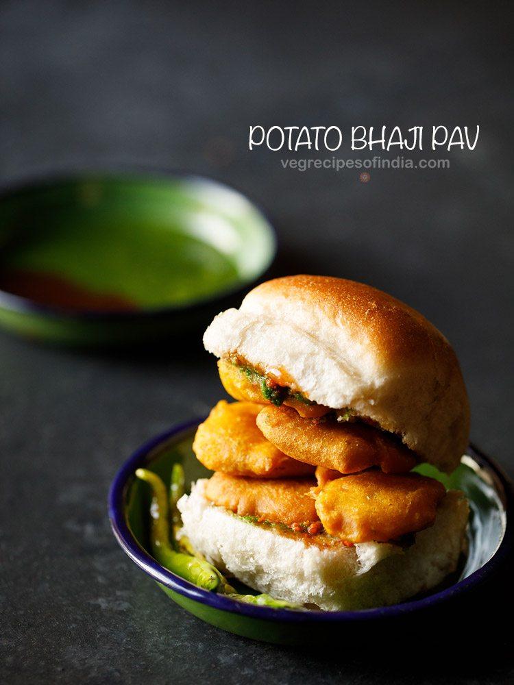 batata bhaji pav recipe