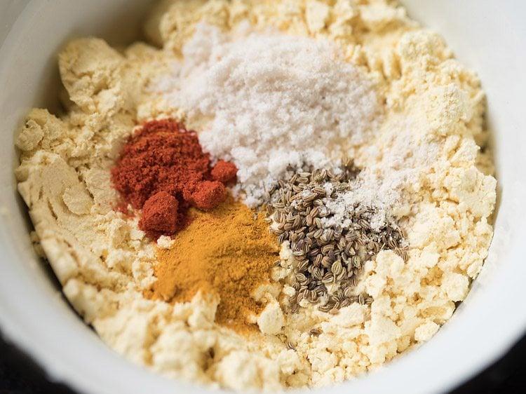 making batata bhaji pav recipe