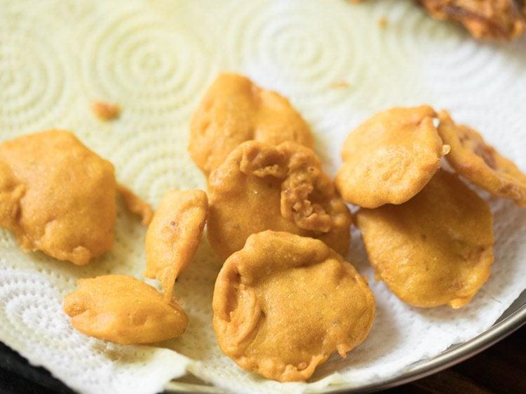 making bhajji pav recipe