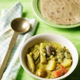 bhogi chi bhaji recipe