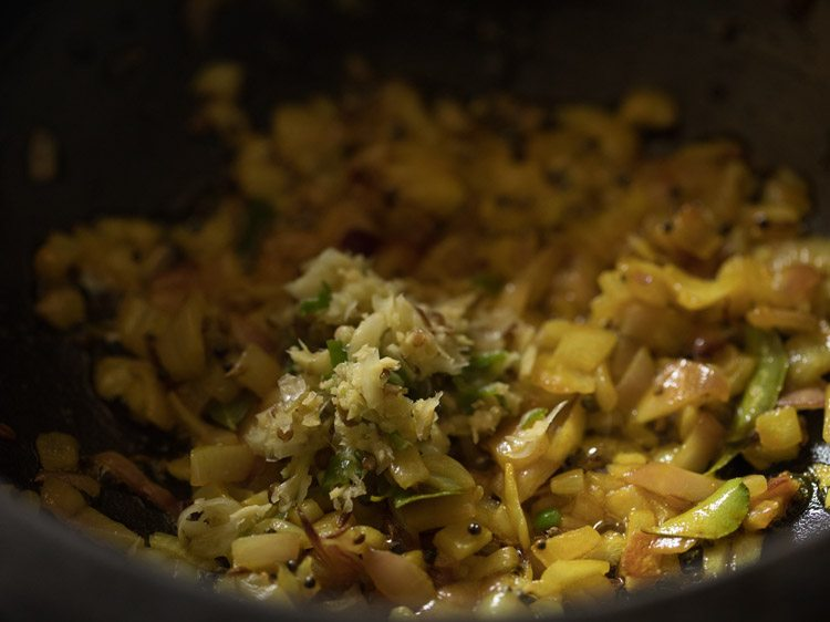 making bhogichi bhaji recipe