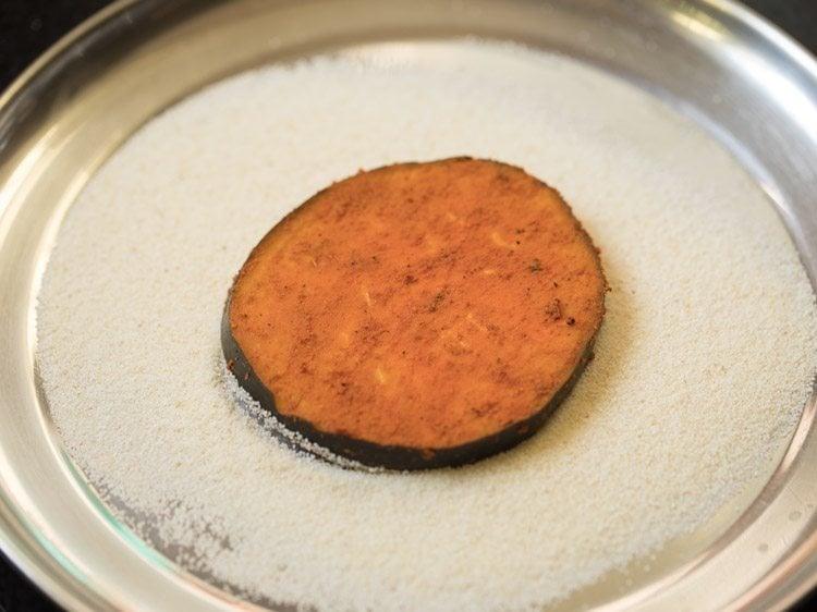 making brinjal fry recipe