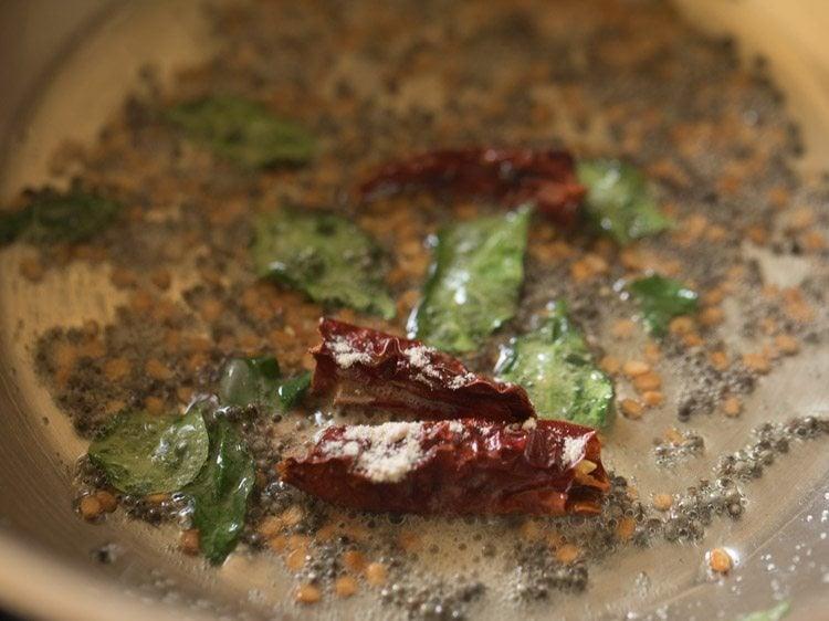 making kadalai paruppu sundal recipe