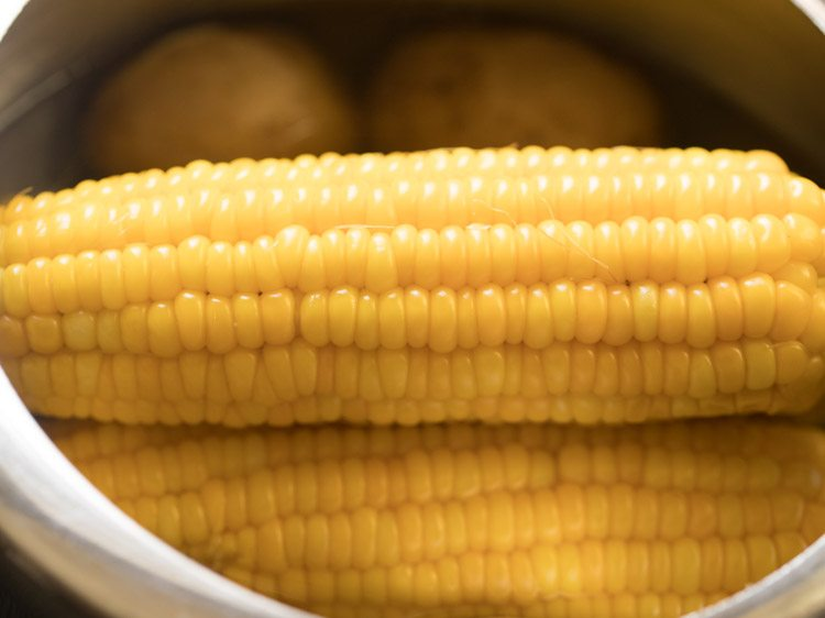 corn for making corn kabab recipe