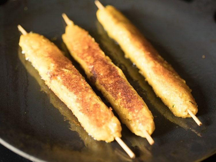 sweet corn kabab recipe, corn kabab recipe