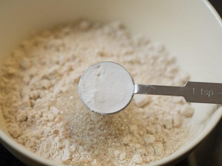 making eggless pancake recipe