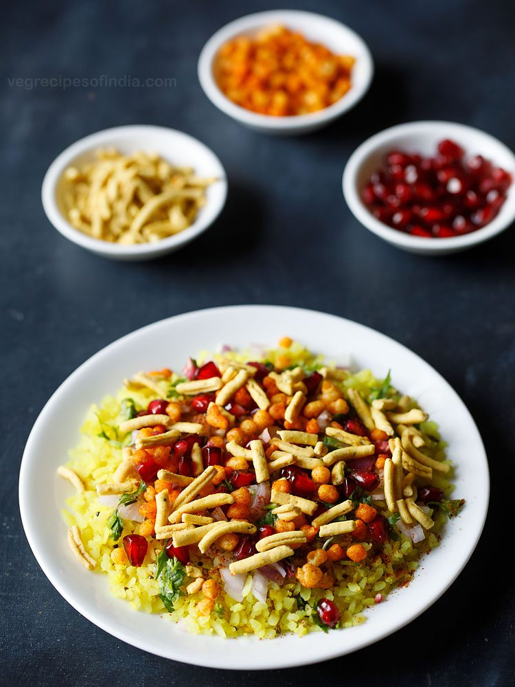 indore poha recipe