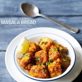 masala bread recipe