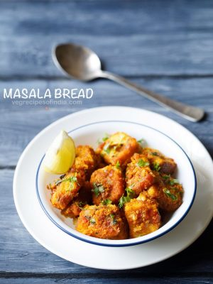 masala bread recipe