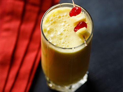 pineapple smoothie recipe