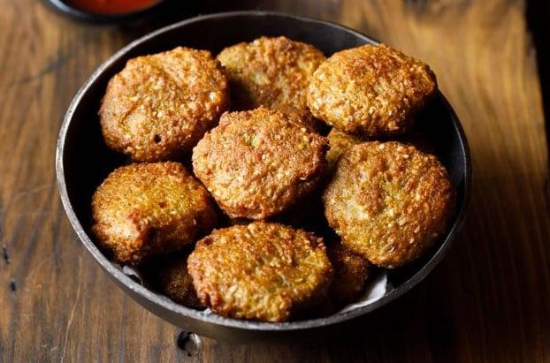 Veg Cake Recipe In Marathi Language: Jowar Vada Recipe