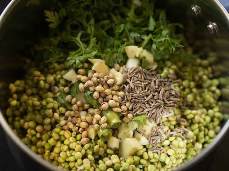 making ponk vada recipe