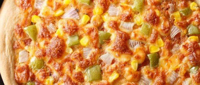 thin crust pizza recipe, how to make thin crust pizza