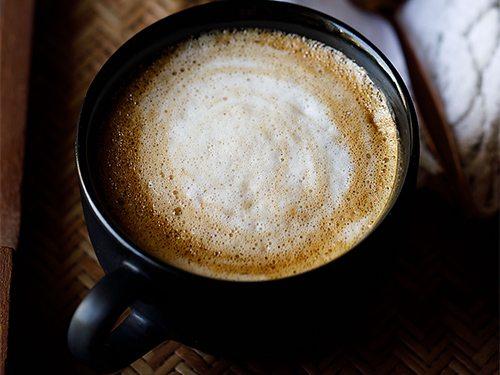 cafe style coffee recipe