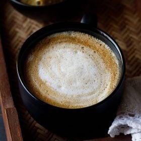 hot coffee recipe, instant hot coffee recipe
