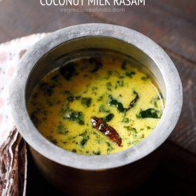 coconut milk rasam recipe