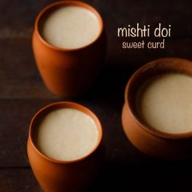 mishti doi recipe