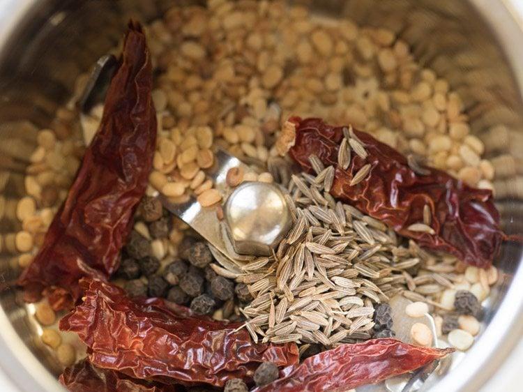making poricha kootu recipe