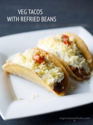 veg taco recipe