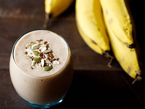 banana smoothie recipe