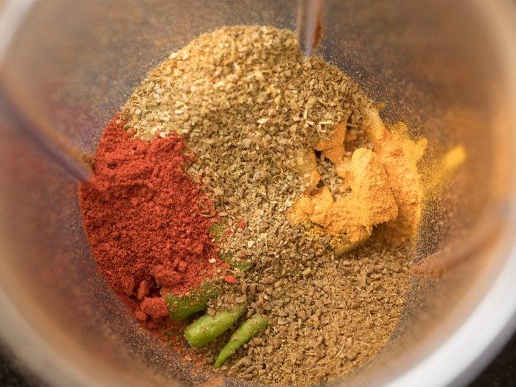making chanar dalna recipe